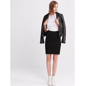 Express High Waisted Seamed Pencil Skirt NWOT